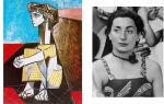 Описание картины пабло пикассо «жаклин рок»