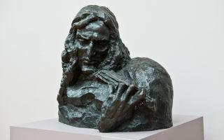 Описание скульптуры сергея коненкова «паганини» (1908)