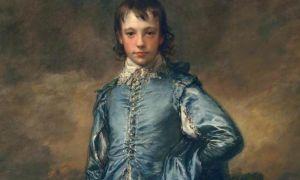 Описание картины томаса гейнсборо «голубой мальчик»