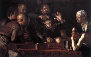 Описание картины меризи да караваджо «зубодер» (1609)