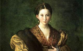 Описание картины франческо пармиджанино «антея»