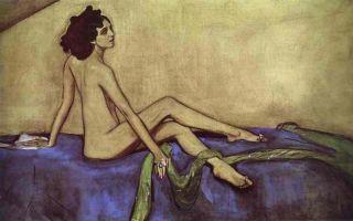 Описание картины валентина серова «портрет иды рубинштейн» (вариант 2)