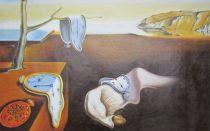 Описание картины сальвадора дали «мягкие часы»