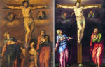 Описание картины микеланджело буанарроти «распятие христа»