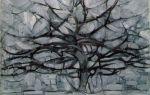 Описание картины пита мондриана «серое дерево»