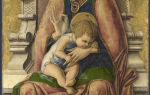 Описание картины карла кривелли «мадонна с младенцем»
