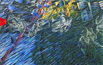 Описание картины умберто боччони «состояние души»
