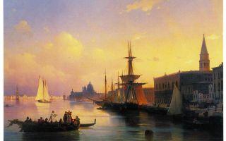 Описание картин ивана айвазовского «автопортрет» (1892 и 1838)
