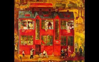 Описание картины василия сумарева «мой дом»