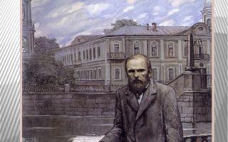 Описание иллюстраций ильи глазунова произведений достоевского
