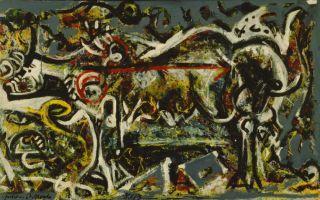 Описание картины пабло пикассо «минотавромахия»