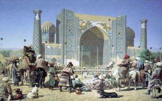 Описание картины василия верещагина «торжествуют»