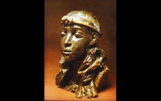 Описание картины михаила врубеля «египтянка»