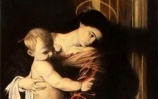 Описание картины меризи да караваджо «мадонна ди лорето» (1604–1606)