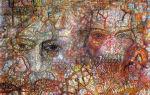 Описание картины питера мондриана «композиция с красным, желтым и синим»