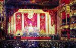 Описание фрески андрея рублева «страшный суд»