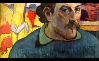 Описание картины поля гогена «автопортрет»