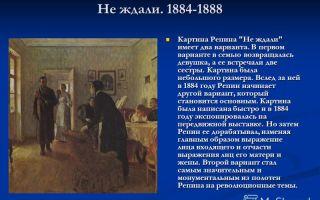 Описание картины исаака левитана «март»