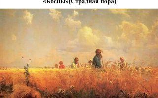 Описание картины ивана аргунова «автопортрет»