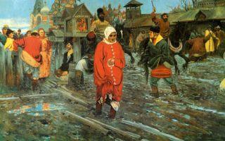 Описание картины владимира маковского «не пущу»