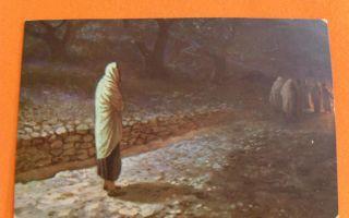 Описание картины николая ге «совесть. иуда»
